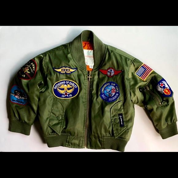 433324fd2 Boeing Flightline Jackets   Coats